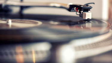 Vinyl is about the tactile analogue experience that's been lost in the digital age.