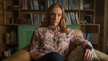 Toni Collette shines in her role.
