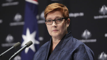 Foreign Affairs Minister Marise Payne has called for a review into the world's coronavirus response.