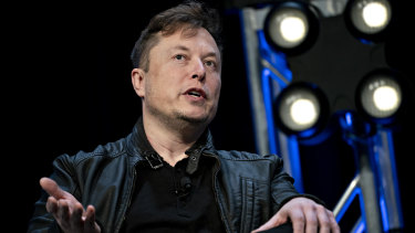 Tesla chief Elon Musk has been locked in a war of words with officials over pandemic lockdowns.
