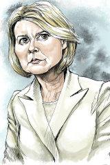 Natasha Stott Despoja. Illustration: Joe Benke