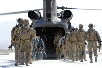 A small number of Australian Special Forces soldiers are accused of war crimes in Afghanistan.