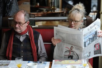 <i>Le Weekend</i>, directed by Roger Michell, starred Jim Broadbent and Lindsay Duncan.