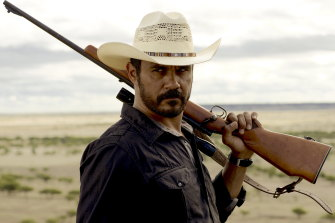 Aaron Pedersen has stamped his mark indelibly on the role of police detective Jay Swan across two movies and two series in the Mystery Road franchise.