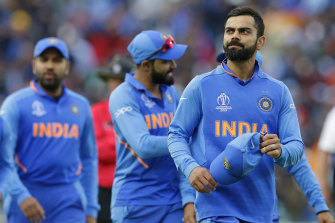 Virat Kohli intervened when fans booed Steve Smith during the World Cup.