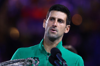 "Novak Djokovic says the ""extreme"" protocols at the US Open would make playing the tournament impossible."