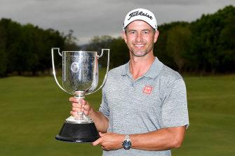 Adam Scott won the 2019 Australian PGA Championship.