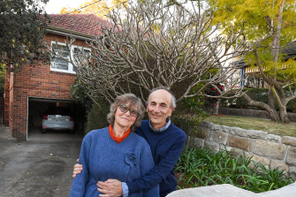 Tom and Inge Ferenci decided to downsize after 35 years of living in Riverview.