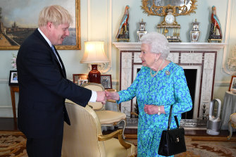 The Queen agreed to prorogue Parliament on Boris Johnson's request.