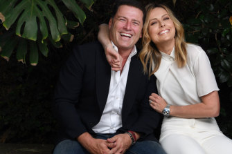 Karl Stefanovic will return to Today in 2020 with new co-host Allison Langdon.