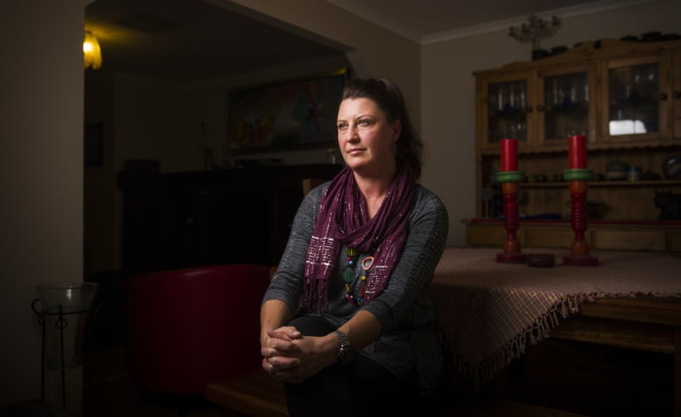 Yolandi Vermaak says series of failures contributed to her husband's death at Canberra Hospital