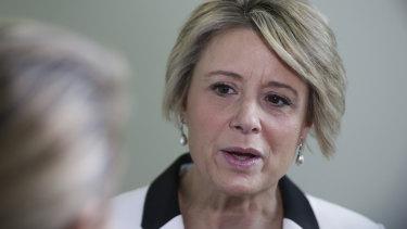 Senator Kristina Keneally.