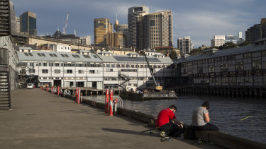 Walsh Bay redevelopment plans are not going through.