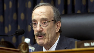 House Foreign Affairs Committee Chairman Representative Eliot Engel.