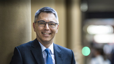 BHP boss Mike Henry says miners must play a role in the post-COVID recovery.