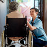 Ditching PowerPoint for falls prevention: Aged care training to provide more practical skills