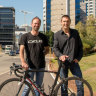 The wild ride of a Perth cycling tech startup