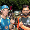 India ring changes as Kohli says he won't go looking for fight with Paine