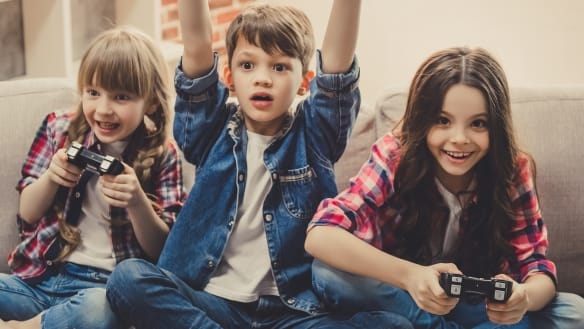 How to ensure your child grows up a 'healthy gamer'