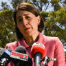 NSW Premier Gladys Berejiklian should have gone public with her relationship with a conflict of interest declaration.