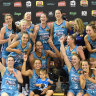 'We did it': Flyers beat Townsville to win first WNBL championship