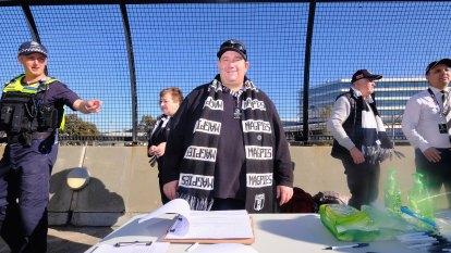 'We will be pressing forward': Hatley walks away but Pies EGM push proceeds
