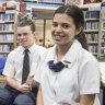 'I was thrilled': Students praise new HSC standard maths course