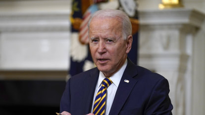 'The climb is steep': Biden on defence after lacklustre jobs report