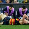 Josh Jenkins escapes ACL injury but will still miss six weeks