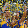 Every AFL list rated, and premiers West Coast are seventh