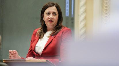 Palaszczuk denies involvement in 'raid' on integrity watchdog's office