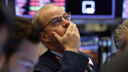 Stock sell-off intensifies over coronavirus crisis