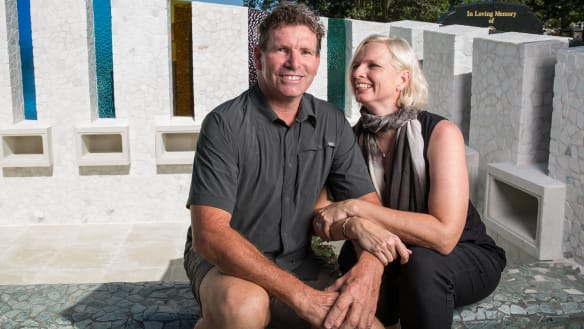 Two of Us: they both work in cemeteries – but not together