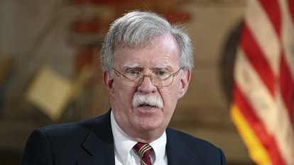 Trump adviser John Bolton warns of Huawei's 'Manchurian' chips