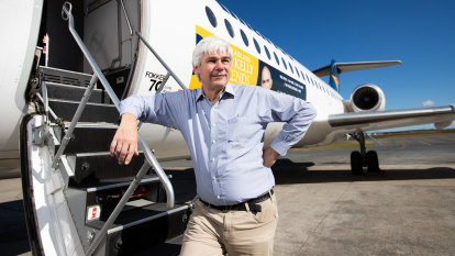 Alliance Aviation eyes bigger role after pandemic windfall