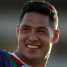 NRL rules out slush fund to try to keep rugby-bound Tuivasa-Sheck