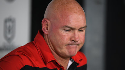 'I have a team I believe in': McGregor coy as Dragons disappoint again