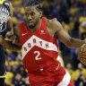 Leonard's LA move to shake up NBA title race