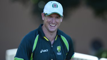 George Bailey is a former captain of Australia's men's One Day International side.