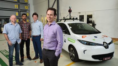 What researchers learnt from a 1200km driverless car journey in Queensland