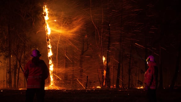 'It's all bad': Earliest total fire bans on record an ominous sign