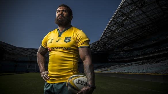 Koroibete's amazing journey from hills of Fiji to summit of Test rugby