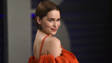Emilia Clarke has revealed she almost lost her life following two brain aneurysms.