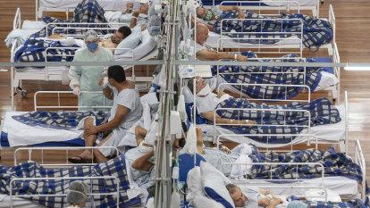 Coronavirus hitting the Americas hardest, World Health Organisation says