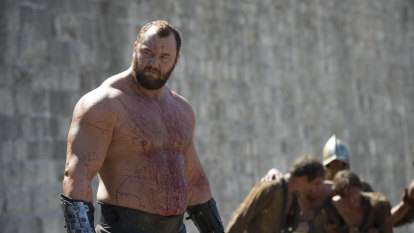 Game of Thrones actor deadlifts 501kg to set world record