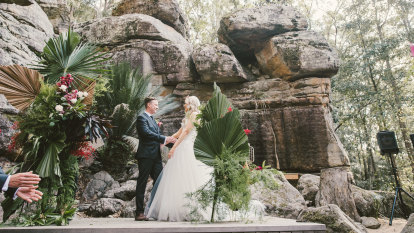 Regional NSW wedding industry left at the altar
