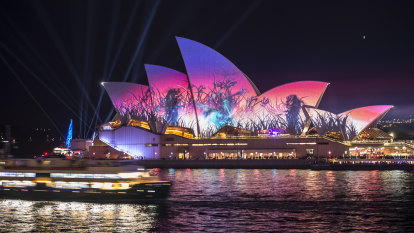 Vivid-lite to return in 2021 as festival organisers ponder crowd control