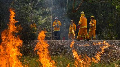 Victoria spends $1.8 billion on firefighting