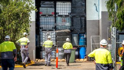 EPA slammed over failures to halt toxic waste dumping operation