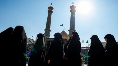 Polls close in Iranian presidential vote